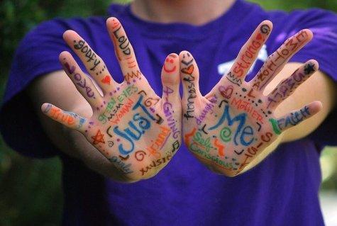 Just me Hands